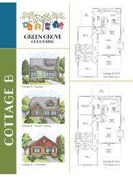 cohousing floor plans our plans green grove cohousing community