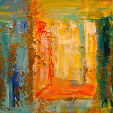paintings by theresa paden bright colorful abstract