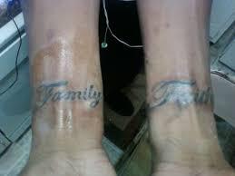 51 pretty family wording tattoos on wrist