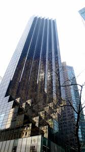 Trump Tower Ny Trumpitecture Us Elections Engage With Architecture