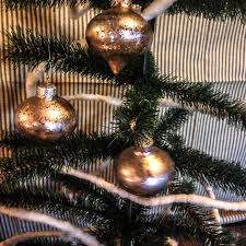 how to make mercury glass ornaments hometalk