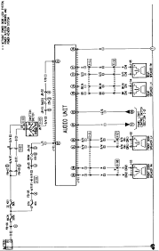 i need the wiring diagram for a 1999 mazda protege car stereo with