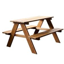 Kidkraft Outdoor Picnic Table by Kids U0027 Picnic Tables U0026 Outdoor Chairs Toys