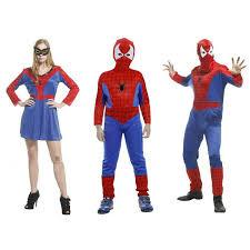 Superhero Halloween Costumes Kids Superhero U0026 Kid Spiderman Clothing Classic Halloween