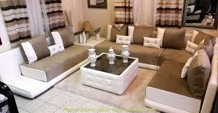 canapé salon marocain fabuleux canapé pour salon marocain artsvette