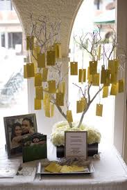 wedding wishes tree how to make your own wedding wishing tree weddings tree guest