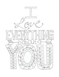 i love you coloring pages for teenagers contegri com