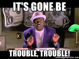 Meme Generator For Mac - it s gone be trouble trouble bernie mac pc meme generator