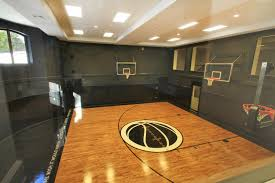 Outdoor Basketball Court Cost Estimate by Residential Indoor Indoor Basketball Court Sportprosusa