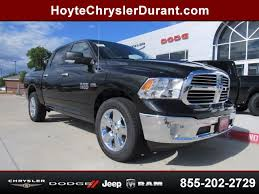 dodge ram black 2017 dodge ram 1500 4x4 crew cab big horn black truck for sale