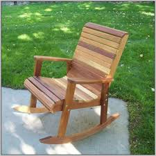 Plans For Outdoor Rocking Chair by Wooden Rocking Chair Plans U2013 Outdoor Design