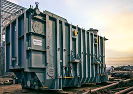 alstom successfully delivers 1st 800 kv hvdc transformer for