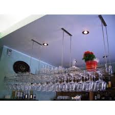 appendi bicchieri bar porta calici sospeso colonna porta lavatrice