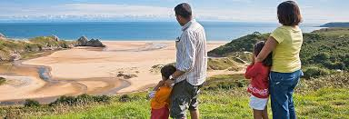 10 great family walks wales uk family rambling routes