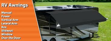 Rv Slide Awnings Slideout Awning Slideout Awning Roof Mounted White Slideout Awning
