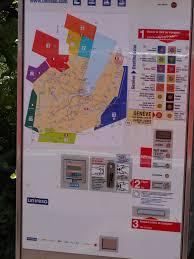 Geneva Map Geneva Public Transport Tickets Zones Prices Tram Bus Boat