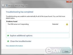 What Is Dns Server Fix by Dns Server Not Responding Error Solved With Video