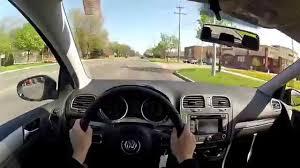 2014 volkswagen golf tdi wr tv pov test drive youtube
