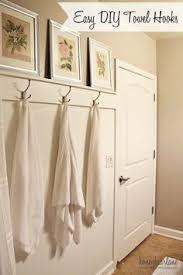 bathroom towel hook ideas diy rustic towel rack towels tutorials and spaces