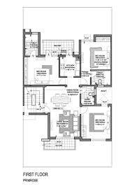 floor plans of iris emilia primrose floors gurgaon vatika