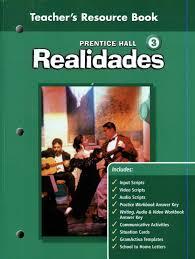 realidades 3 teacher u0027s resource book 9780130360229 amazon com books