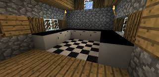 awesome kitchen minecraft home design furniture decorating best