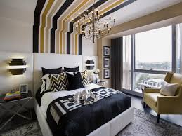 and gold bedroom ideas trends with enriched carving