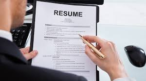 Best Font For Resume Today Show by 5 Tips For Writing A Good Resume Ksdk Com