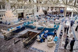 Inside Trumps Penthouse Trump U0027s Newest Five Star Hotel U0027lost 1m U0027 In Opening Two Months