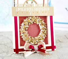 Paper Craft Christmas Cards - 646 best xmas makes images on pinterest tonic cards xmas cards