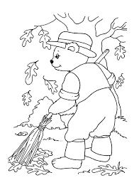 dessin ã colorier automne grande section