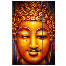classical buddha canvas wall art buddha prints for home wall decor