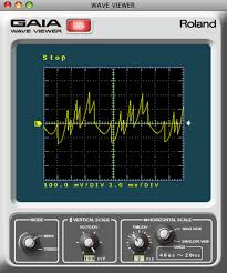 roland gaia synthesizer sound designer software for sh 01
