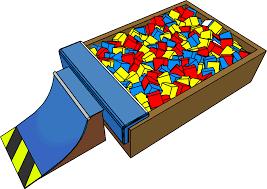 foam pit obstacle races pinterest men cave