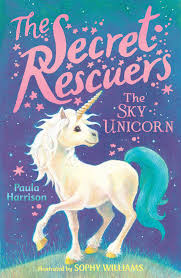 secret rescuers books paula harrison sophy williams