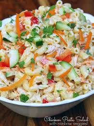 Cold Pasta Salad Recipe Best 25 Chicken Pasta Salad Recipes Ideas On Pinterest Pasta