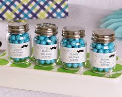 baby shower party favors personalized my jars