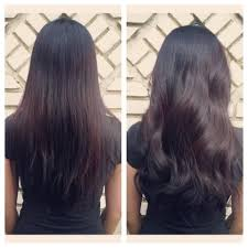 sewed in hair extensions before and after sew in hair extensions for volume by chandra
