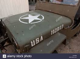 wwii jeep engine wwii willys jeep hood stock photo royalty free image 51653655