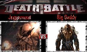 Juggernaut Meme - juggernaut vs big daddy by sonicpal on deviantart
