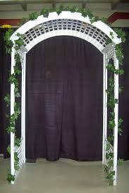 rent wedding arch arch white wood lattice rentals edmonds wa where to rent arch