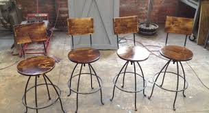 kitchen island chairs with backs bar entrancing furniture brown wooden bar stools with curved