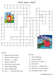 fran u0027s freebies spanish speaking countries puzzle worksheets