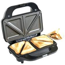 Sandwich Toasters Toasters 2 In 1 Grill And Sandwich Maker Tesco
