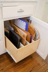 Pull Out Shelves For Kitchen by Slide Out Cutting Board Drawer In Cabinet Would Also Work For