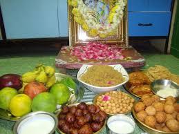 Krishnashtami Decoration Gokulashtami Krishna Jayanthi Subbus Kitchen