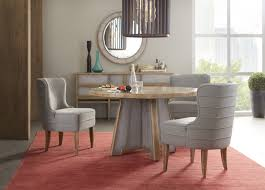 hooker furniture dining room urban elevation 54in metal dining