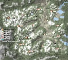 Mob Of The Dead Map Hemmeldal The Hunter Wikia Fandom Powered By Wikia