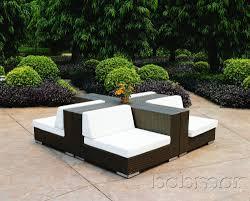 Modern Wooden Patio Furniture Choosing Attractive Outdoor Furniture