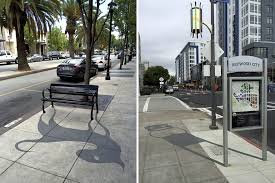 this street artist is painting fake shadows to confuse people and